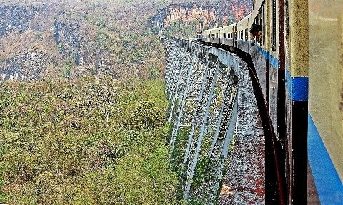 Myanmar Trains