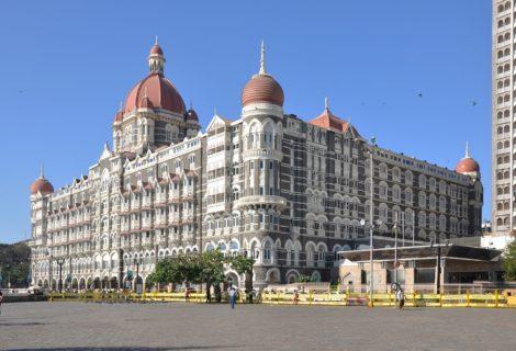 The Taj Mahal Palace Hotel in Mumbai