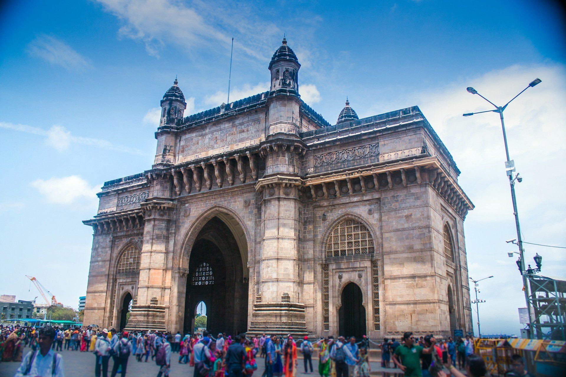 Gateway of India Monument in Mumbai